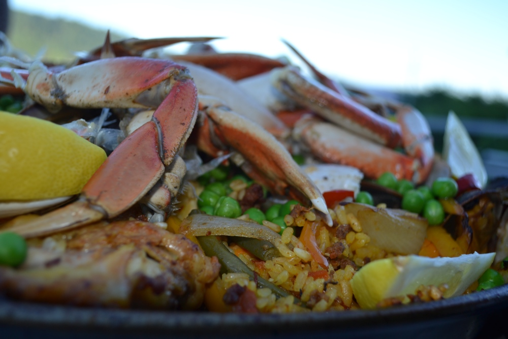 The Best Paella... Ever (2/6)