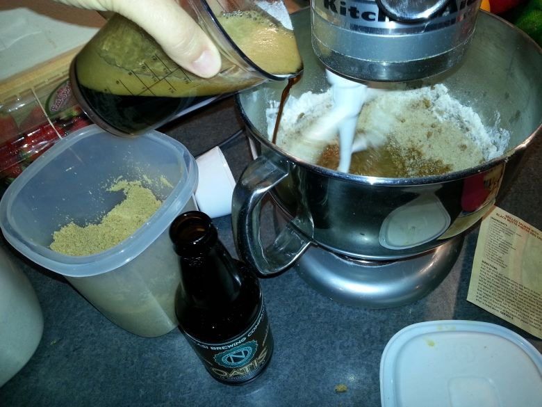 Brewing up some deliciousness!
