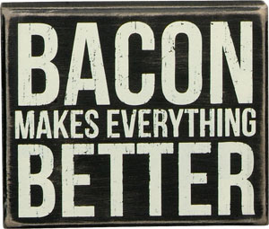 Bacon DOESN'T Make Everything Better (2/4)