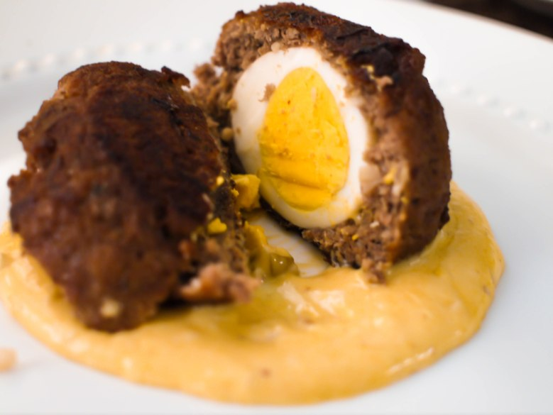 Scotch_Eggs_w-_Mustard_Sauce_(8247871807)